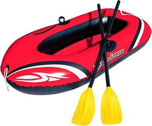 Balsa Inflable Bestway Con Remos 61 X 38