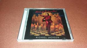 Cd Blood On The Dance Floor De Michael Jackson Original
