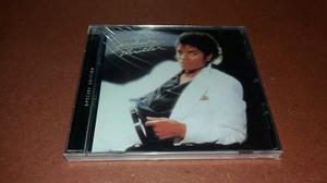Cd Thriller De Michael Jackson 100% Nuevo Y Original