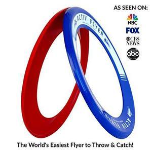 Frisbee Profesional Best Kids Frisbee Rings [2 Pack] Super C