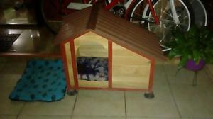 Hermosa Casa para Mascota