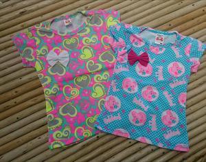 Hermosas Blusas para Niña