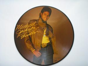 Lp Vinilo Michael Jackson Thriller Picture Printed Usa