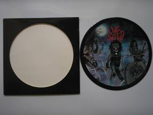 Lp Vinilo Slayer Live Undead Metal Blade Rec Prin Usa