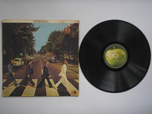 Lp Vinilo The Beatles Abbey Road Printed Colombia