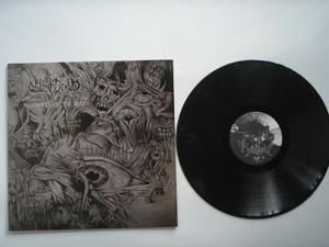 Lp Vinilo Witchtrap Nighmares Of The Dead