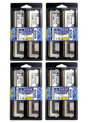 Memoria 16 Gb Kit 8 X 2gb Con Búfer Completo Ram