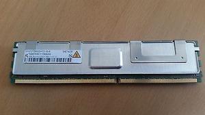 Memoria Ram Ecc Servidores 4gb Kit (2 X 2gb) 2rx8 Pcf