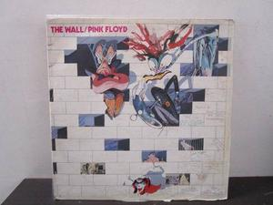 The Wall Pink Floyd Album 2 Lps T45 B