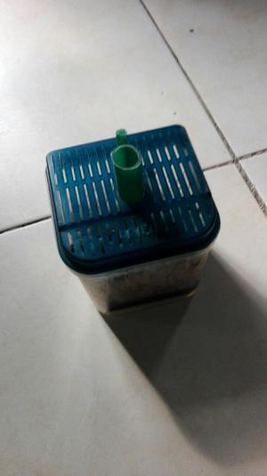 Vendo Filtro para Peces con Espuma