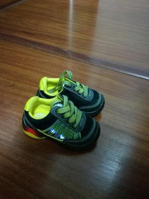 Zapatos para Bebe. Bubble Gummers