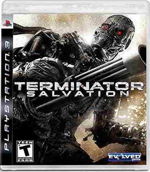 Juego Terminator: Salvacion - Warner Bros Playstation 3