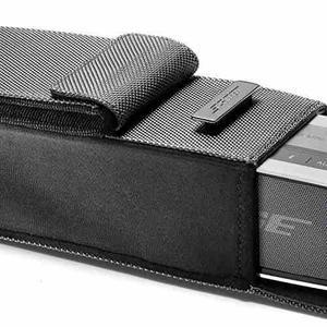 Mini Altavoz Bose Soundlink Con Bluetooth Con Bolso De Carga