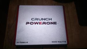 Planta Crunch Powerone como nueva