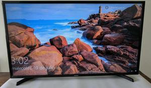 SmartTV Samsung 40 Full HD Ja. Un mes de uso.