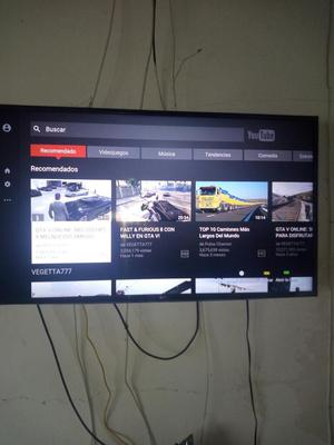 Tv 50'' 4k Smart Baratisimo