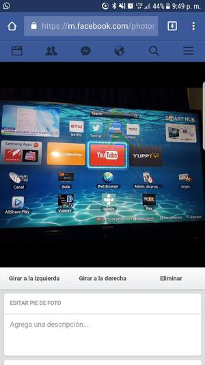 Tv Led Samsung Smart Tv 40' Como Nuevo