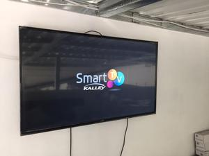 VENDO Televisor 55 Full HD Smart TV Kalley Nuevo