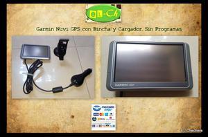 Vende Garmin Nuvi GPS para Carro Bincha sin Programas