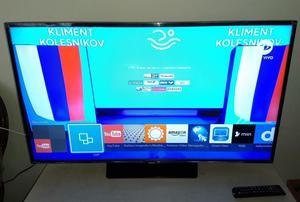 televisor led samsung de 40 pulgadas smar tv wifi tdt modo