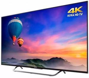 vendo televisor LED 49 pulgadas, 4K, Android tv, modelo