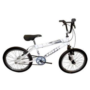 Bicicleta Cross Simpson Rin 20 X 2 En Aluminio - Blanca