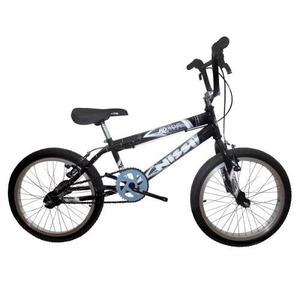 Bicicleta Cross Simpson Rin 20 X 2 En Aluminio - Negra