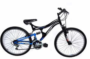 Bicicleta Gw Dione Doble Suspension Rin 26 Aluminio 18 Vel