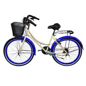 Bicicleta Playera Rin 26 Tipo Moto 18 Velocidades