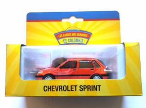 Carro Chevrolet Sprint A Escala