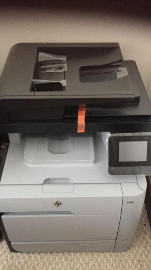 HP LaserJet Pro MFP M476nw