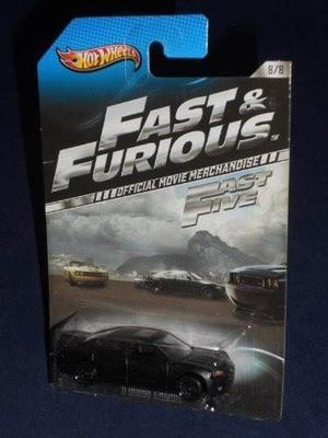 Hot Wheels Fast & Furious Limited Edition - !