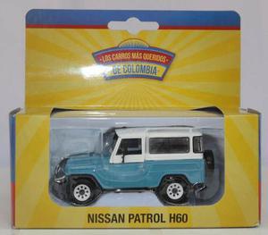 Nissan Patrol Los Carros Mas Queridos Coleccion El Tiempo