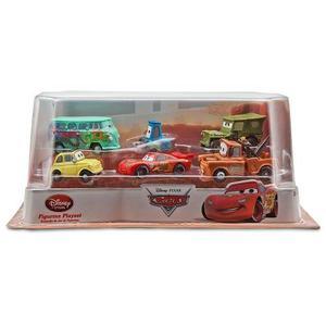 Rayo Mcqueen Pixar Cars Disney Set De Figuritas Cars