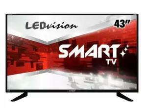 Smart Tv Sankey De 43 Tdt