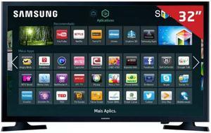 Televisor Samsung 32 Smart Tv 32j Negro Led
