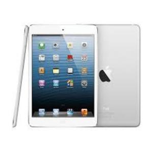 iPad Mini Wifi 16gb White Silver A