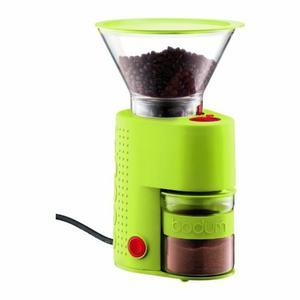 Bodum Bistro Eléctrico Burr Molino De Café, Verde