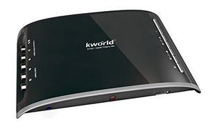 Kworld Hdmi Dvi Vga Qam / Atsc External Tv Sintonizador D...