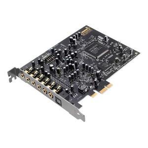Tarjeta De Audio Creative Sound Blaster Pcie Rx 7.1