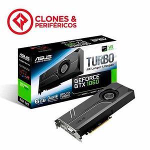 Tarjeta De Video Asus Geforce Gtxg Turbo 4x Longer Lif
