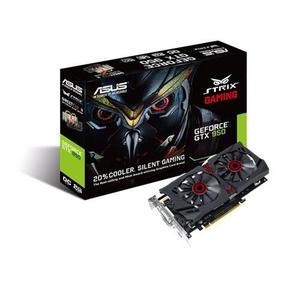 Tarjeta De Video Asus Nvidia Strix Gtx gb Ddr5 Gaming