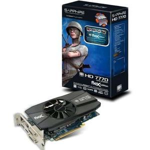 Tarjeta Flex De Sapphire Radeon Hd  Ghz 1gb