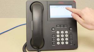Telefono Avaya g