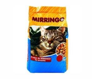 Alimento Para Gatos Mirringo De 8 Kg