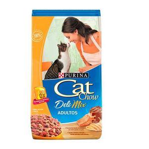 Cat Chow ® Deli Mix X 10 Kg O 22 Lbs Envio Nacional