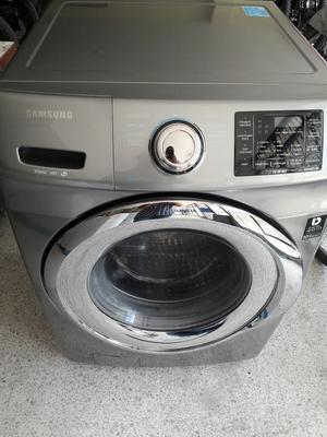 Lavadora Samsung 39 Libras Carga Frontal