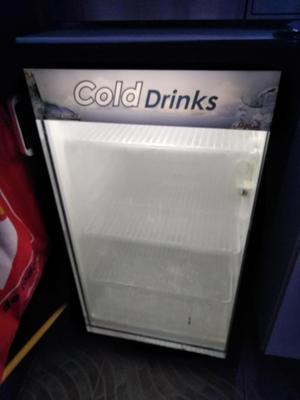 Nevera mostrador para bebidas