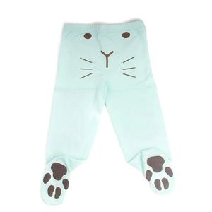 Pantalón Gatico Verde Individual -3-6