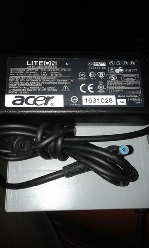 Cargador Portatil Acer 19v 3.42a 65